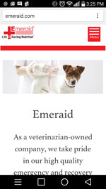 Emeraid mobile