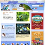 Lafeber Pet-Birds site