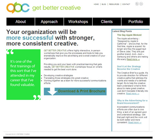 Get Better Creative