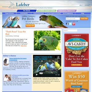 lafeber.com/pet-birds.com